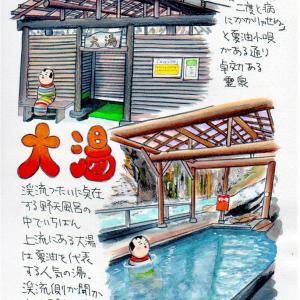 夏油温泉 元湯夏油(岩手県)後編 p.132