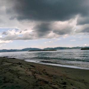 2019年6月11日   流石 鳥取県屈指の弓ヶ浜でキス釣り