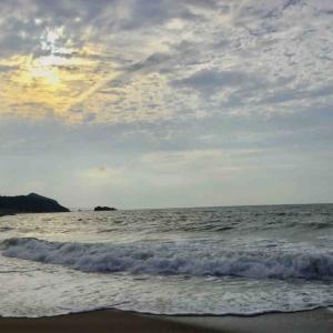2019年8月30日     お盆後の鳥取東部の浜キス釣り