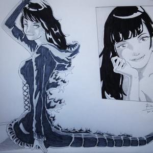 ボンドとゴジラに愛されて。 ~  若林映子。