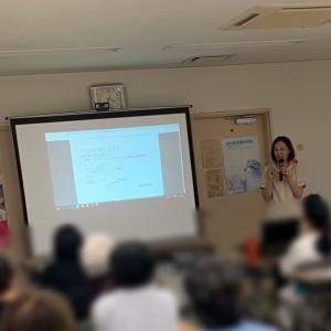 鎌倉市市民健康課さまご依頼講座終了