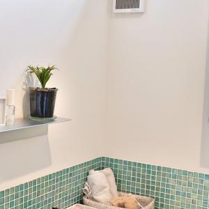 無印の棚と2階お風呂で嬉しいこと