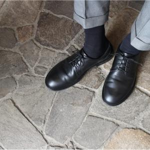 メンテナンスを楽しむ靴 NAOT