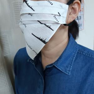 ゴッチの夏マスク