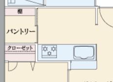 食器棚のあれこれ④ サイズ感とパントリー