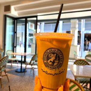 アラモアナのお茶スポット「ホノルル・コーヒー・カンパニー」