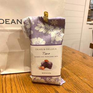 ディーン&デルーカの「ハワイ限定」紫色したパンケーキミックス