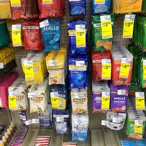 ハワイのスーパーで思わず立ち止まるコーナー