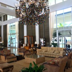 カハラホテルで楽しむアフタヌーンティー