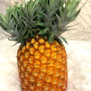 パイナップルでハワイ気分