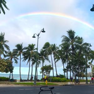 ハワイで楽しみなお散歩&朝ごはん(カフェ編)