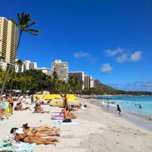 最近のハワイ