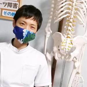 喜びのマスク☆