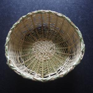 竹工芸作品展 珍竹林 展示作品