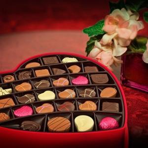 チョコレート 宅急便