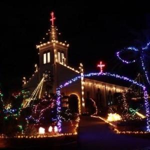 ☆X'mas ・天草の教会 そして年末