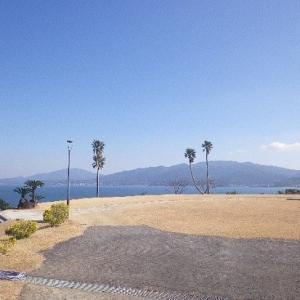☆天草市本渡:暖かい陽射し・青い海