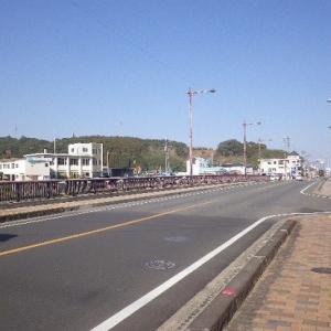 ☆天草市本渡:大矢橋・橋の欄干