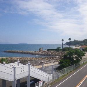 ☆四郎ケ浜ビーチ・散歩