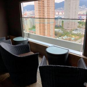 神戸ベイシェラトンホテル&タワーズ クラブフロアは子連れ旅行にオススメ!ラウンジ・温泉・プールを満喫した宿泊記。
