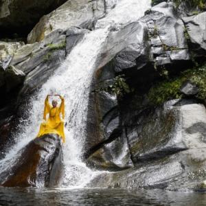 滝行で禊と免疫力アップとダイエット!