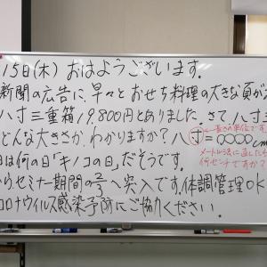 奈良県職場実習等サポート事業セミナー(後期4日目)