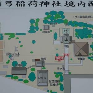 20190421東松山箭弓神社と牡丹