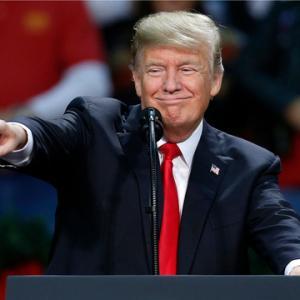 本日の米雇用統計はトランプ大統領が考えた指標結果でのトレードとなる。