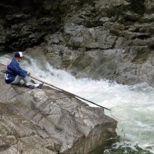 今日の鮎滝_2021-07-16
