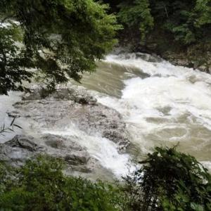 今日の鮎滝_2021-08-19
