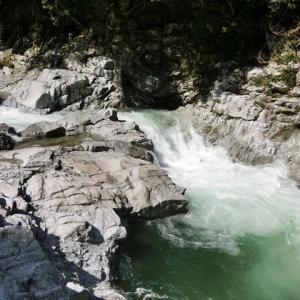今日の鮎滝_2021-08-27