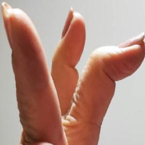 お寿司食べに行って指の話で盛り上がる~キタ - .∵・(゚∀゚)・∵. - ッ!!