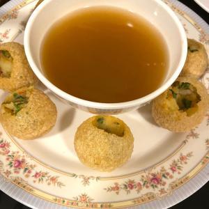ネパール料理美味しい