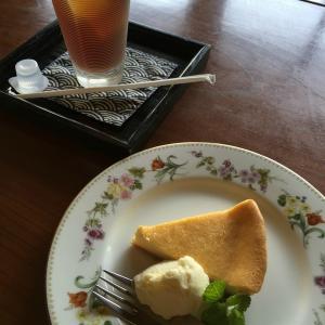 Cafe  閑居   さん で  お茶TIME  ☆