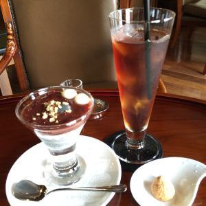 CAFE DROME さん で  お茶TIME  ☆