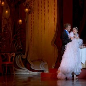 NHK BSプレミアムでオーストラリア・バレエ団『メリー・ウィドー』他を2020年1月20日に放送