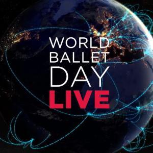 ワールド・バレエ・デー2020のタイムテーブル。日本時間29日午前11時から開始