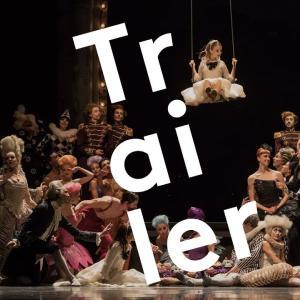 NHK BSプレミアムでチューリッヒ・バレエ団『くるみ割り人形とねずみの王様』を2020年12月20日に再放送