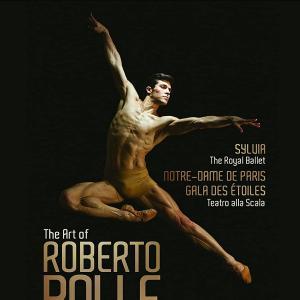 イタリア屈指のバレエ・ダンサー、ロベルト・ボッレの魅力を凝縮した3枚組BOX『ロベルト・ボッレの芸術』、DVD&Blu-rayが2021年6月25日発売