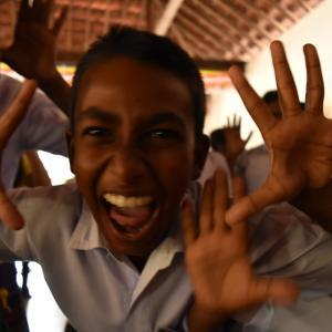 お礼とご報告:スリランカチャリティ