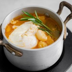 ソパ・デ・アホ(スペイン風にんにくスープ)のレシピ