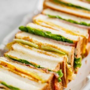 台湾サンドイッチ(三明治サンミンヂー)のレシピ