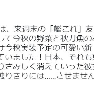 提督日記Part1304~相当人気が出そうな予感・・・!!~