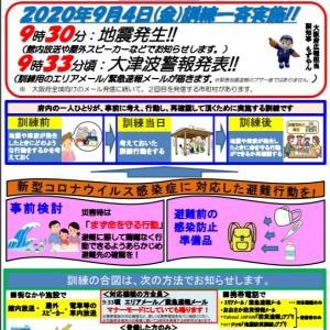 大阪880万人訓練をテストに活かす