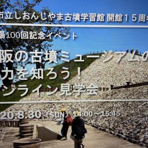 大阪の古墳ミュージアムオンライン見学会に参加してみました