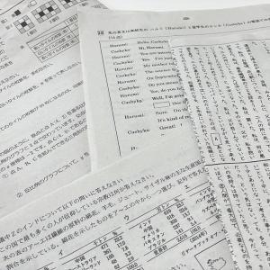 実力テストと五ツ木模試の相関関係~第2回中3入試特訓にて~