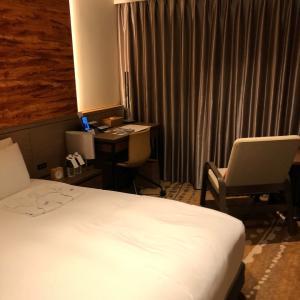 ♦○○は自己管理♦最大級の台風19号で一足先に車と一緒にホテルへ避難!