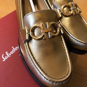 ♦○○な贅沢♦靴へのこだわり♡大好きなサルヴァトーレフェラガモ♡