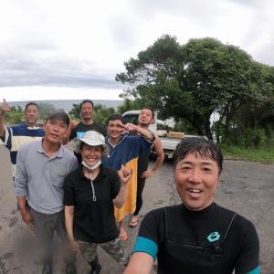 【サーフトリップDay8鳥取県】良い波ありがとう