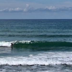 日本海サーフィン】秘境❗️タル目小波乗れたら最高